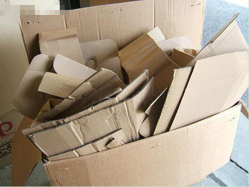 网购包装用快递纸箱回收吗多少钱一个?快递纸箱废物利用方法