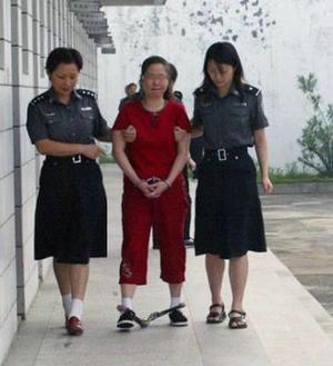 即将被枪决死囚的表情总录组图,执行死刑的法警会害怕吗?