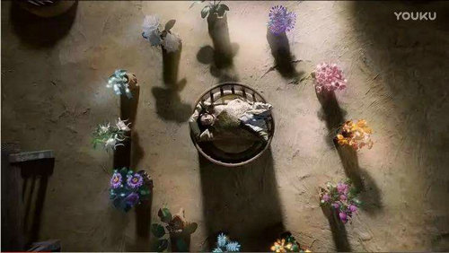 醉玲珑之花花草草周边详解,和凤卿尘有关的十二奇花和生命之花都是什么?
