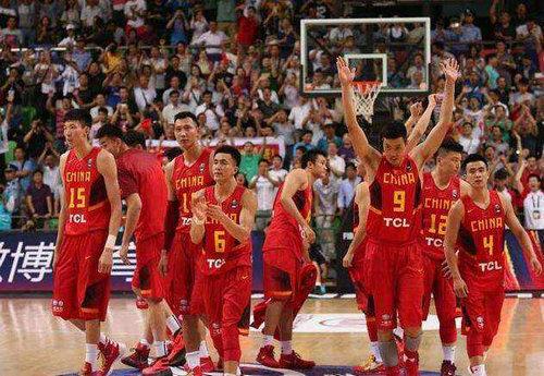 男篮红队和蓝队之间有啥区别?中国男篮的未来前景如何?
