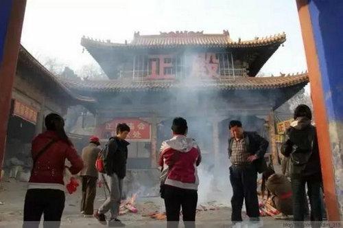 朋友圈中刷屏的奶奶庙在哪里?各路神仙齐聚的奶奶庙是怎么火的?