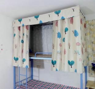 在宿舍睡上铺好还是下铺好?宿舍上下铺哪个更适合进行文艺改造?