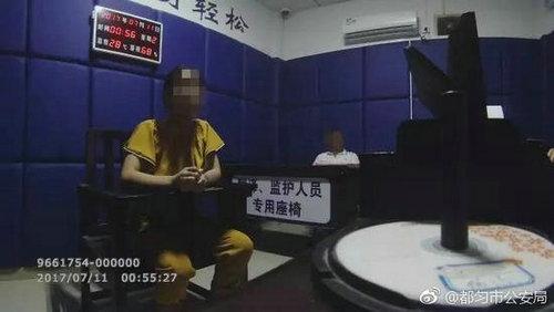 女子警车尬舞炫耀被抓,玩快手的人为什么那么多不正常的?