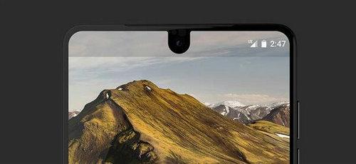 全面屏手机什么样?全面屏前置摄像头怎么办?