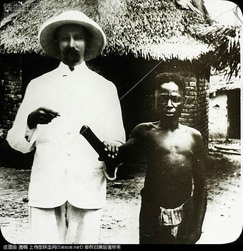 黑奴是被谁解放的?黑奴为什么要砍掉手或胳膊?