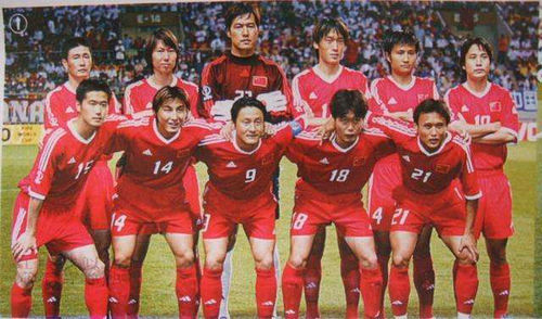 国足当时参加过哪年世界杯?国足为什么就是不太行?