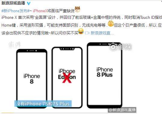 苹果十周年纪念手机是iphoneX吗?IphoneX屏幕多大?