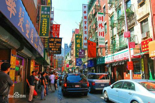 美国唐人街在哪个地方?唐人街是怎么样产生的?