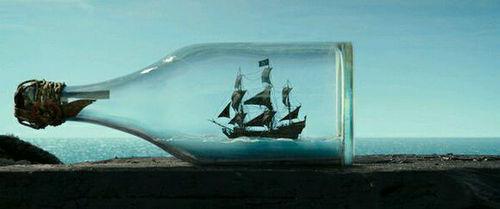 黑珍珠号为什么在瓶子里?加勒比海盗黑胡子有什么能力?