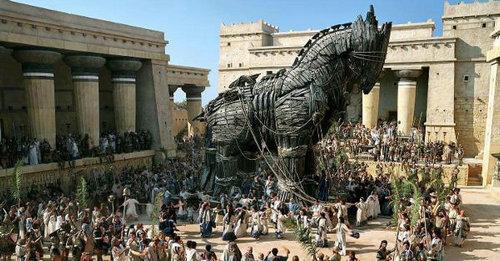 特洛伊木马是真实的故事吗?阿喀琉斯的脚后跟为什么是弱点?