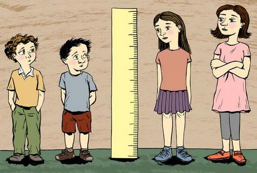 被嘲笑矮该如何反驳?女生多高算个头高?