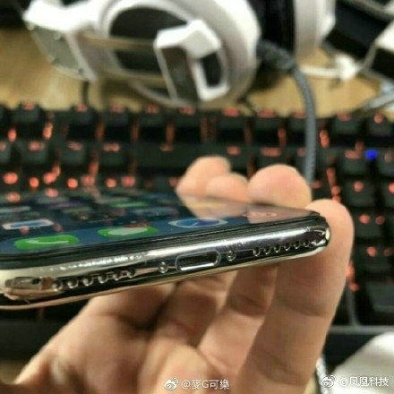 IphoneX真的会掉漆吗?IphoneX外壳是什么材质?