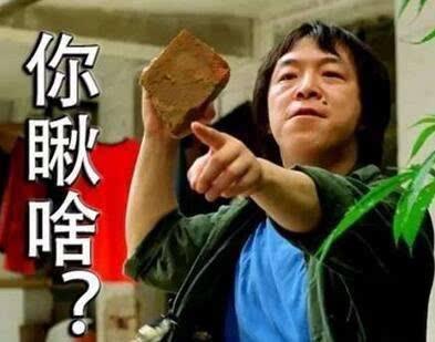 瞅你咋地的下一句是什么?东北人打架四大招是什么梗?
