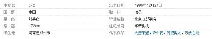 七个我苏婉妍扮演者范梦个人资料介绍,苏婉妍喜欢沈亦臻吗最后和谁在一起?