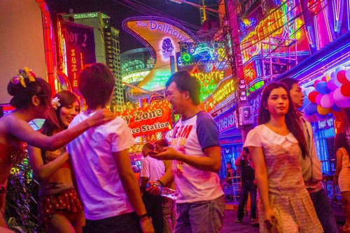 泰国波塞冬是在泰国什么地方?泰国波塞冬是干什么的?