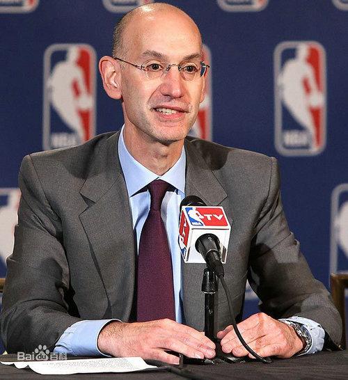 NBA总裁萧华是华人吗?NBA总裁几年一换?