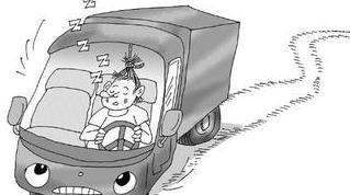 开长途为什么特别容易发困?开高速的时候如何防止自己发困?