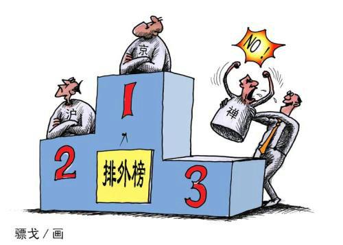 深圳这个城市不排外吗?为什么有的城市排外这么厉害?