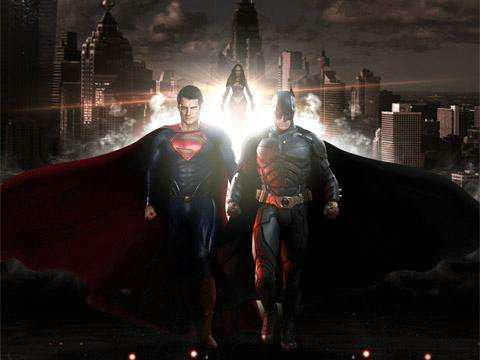 蝙蝠侠为什么要杀超人?蝙蝠侠算普通人吗?