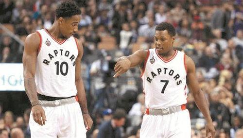 NBA的垃圾兄弟是谁?德罗赞和洛瑞两人谁更厉害?