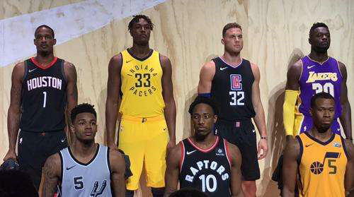 NBA为什么没有69号球衣?NBA的球衣是什么牌子的?