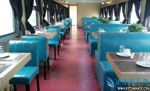 火车餐厅可以坐一晚上吗?火车餐厅可不可以充电?