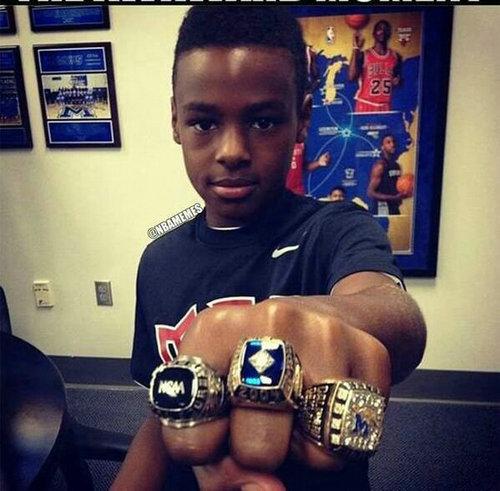 詹姆斯儿子会进入NBA吗?为什么篮球巨星的儿子实力都不行?