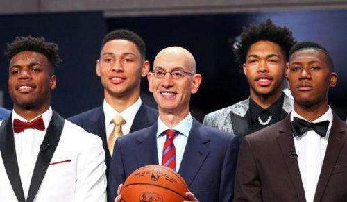 NBA选秀是怎么选出来的?NBA选秀状元是怎么产生的?