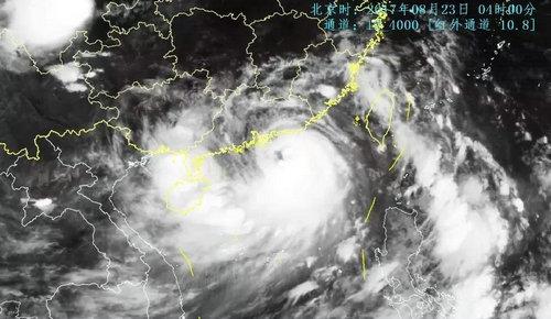 台风是怎么形成的?台风为什么会伴随下雨?