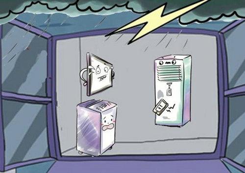开空调不关门窗费电吗?开空调需要开点窗户透气吗?