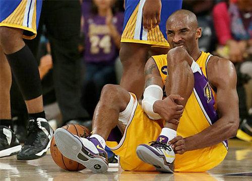 科比的跟腱是怎么受伤的?跟腱受伤的NBA明星有哪些?