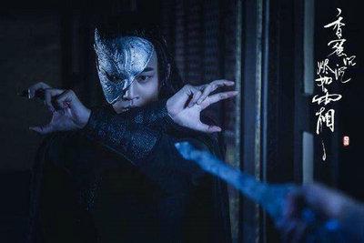 《香蜜》天后身边戴面具的灭灵族暗卫是谁?奇鸢和鎏英最后在一起了吗?