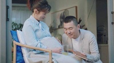高龄产妇蒋勤勤挺肚为陈建斌做饭,蒋勤勤和陈建斌有几个孩子?