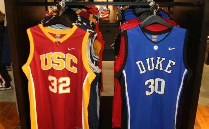 NCAA篮球联赛是什么联赛?NCAA和CBA相比谁更厉害?
