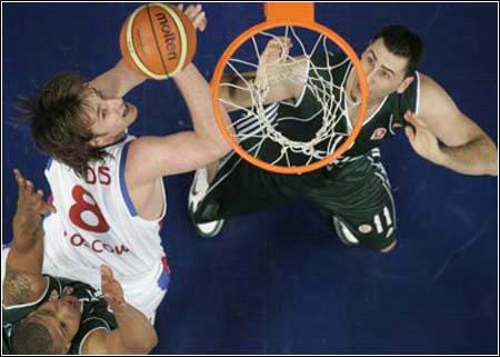 欧洲篮球联赛叫什么名字?欧洲篮球联赛的水平怎么样?