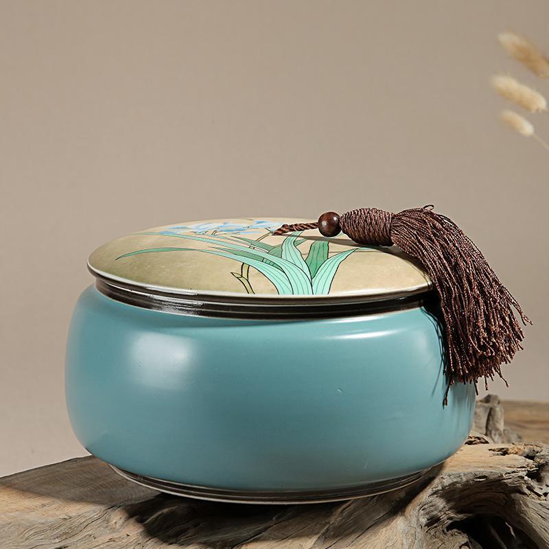茶叶可以直接用盒装吗?用什么材质的容器装茶叶最好?