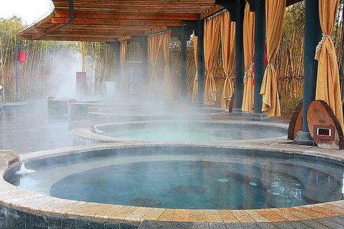 天然温泉是怎么形成的?温泉为什么泡久了头晕?