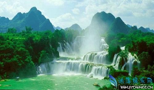 亚洲最高的瀑布在哪里?瀑布水的源头来自哪里?