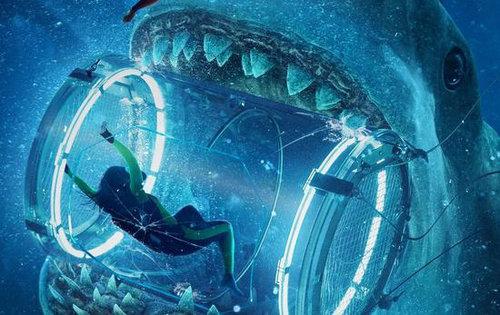 巨齿鲨的全球票房多少?远古巨齿鲨为什么会灭绝?