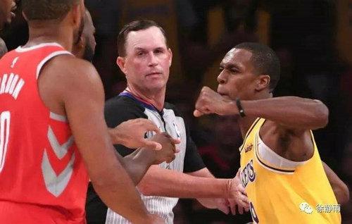 保罗和隆多冲突是谁的过错?NBA打架会如何处罚?