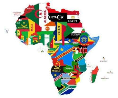 非洲由多少个国家组成 非洲国家为什么经济不好