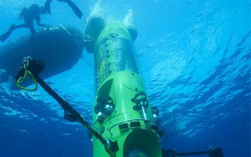大海最深处有多么恐怖 那里会有什么生物