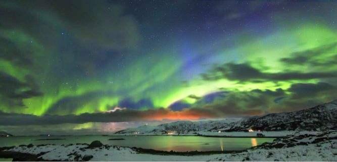 南极为什么有极夜现象 极夜现象是怎么造成的