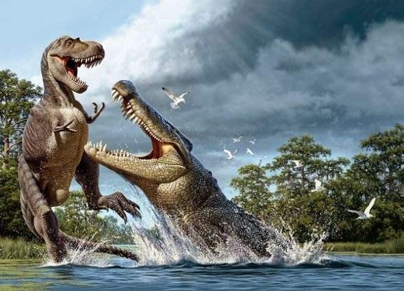 沧龙是属于恐龙吗 沧龙有多强大