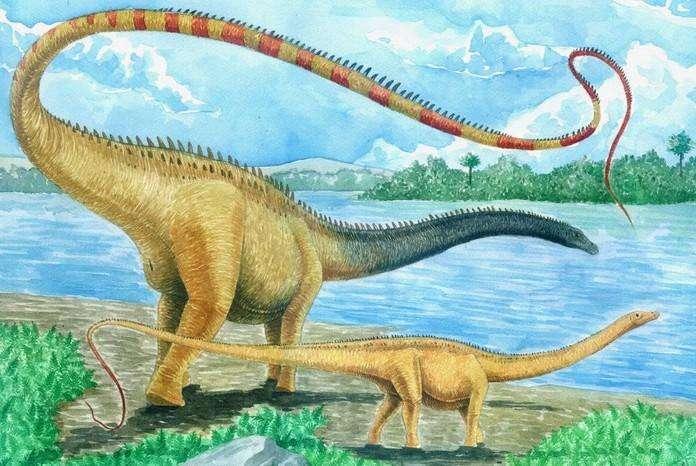 地震龙是什么恐龙 地震龙和霸王龙谁更厉害