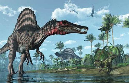 棘龙是最厉害的恐龙吗 棘龙和霸王龙谁更厉害