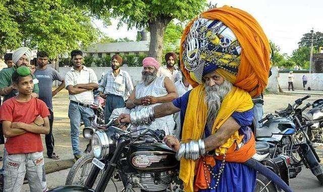 印度男人包头巾有什么说法 印度男人包头巾是什么族