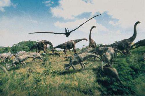 恐龙时代有人类吗 人类能够一直统治地球吗