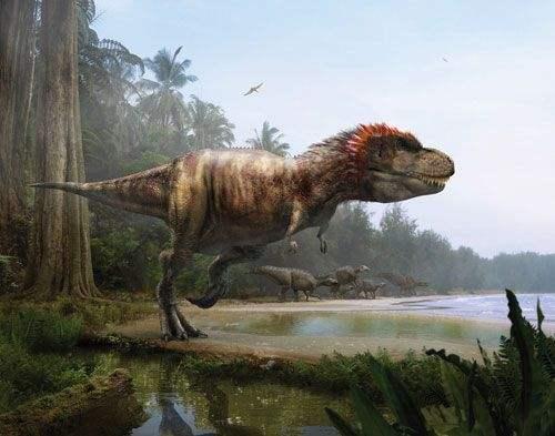 恐龙统治了地球多少年 假如恐龙没有灭绝还会有人类吗