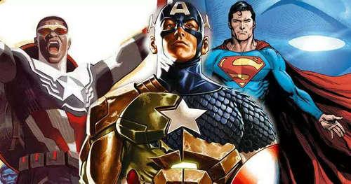 漫威和DC有交集吗 漫威和DC合作过哪部电影
